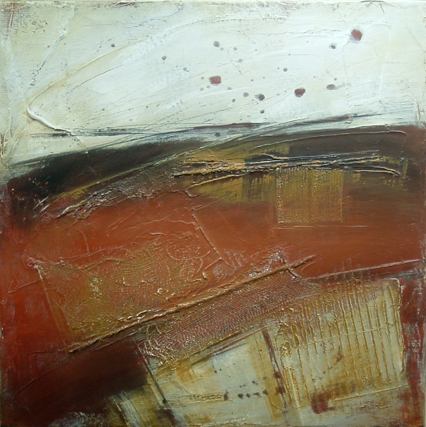 Red landscape © Mari French 2009