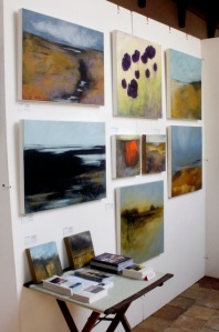 South Acre show, Norfolk Open Studios © Mari French 2011