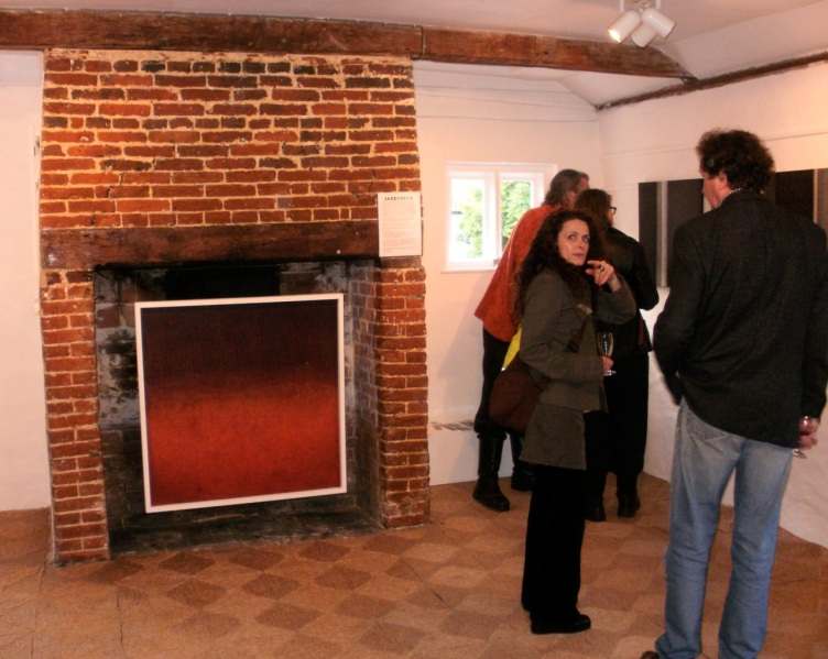 Jazz Green's work at Six Abstract Artists, Halesworth Gallery