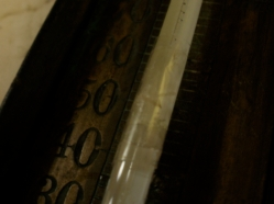 gauge (photo) © Mari French 2011