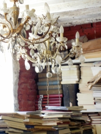Bookshop interior, Venice © Mari French 2012