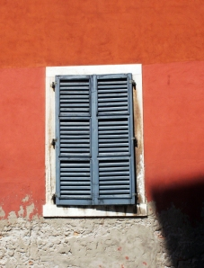window in Castello, Venice © Mari French 2012