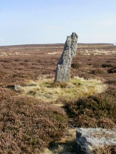 Bridestone, North York Moors © Mari French 2012