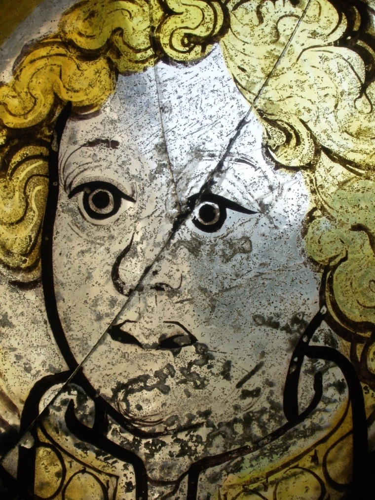 Mari French,stained glass,medieval,church,ancient