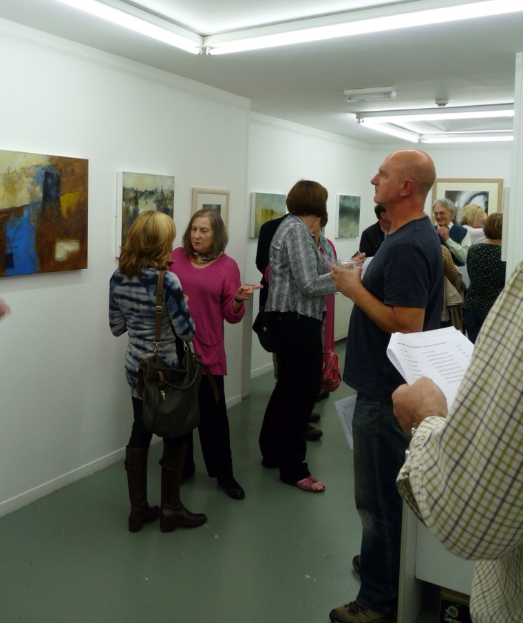 Beyond the Surface exhibition