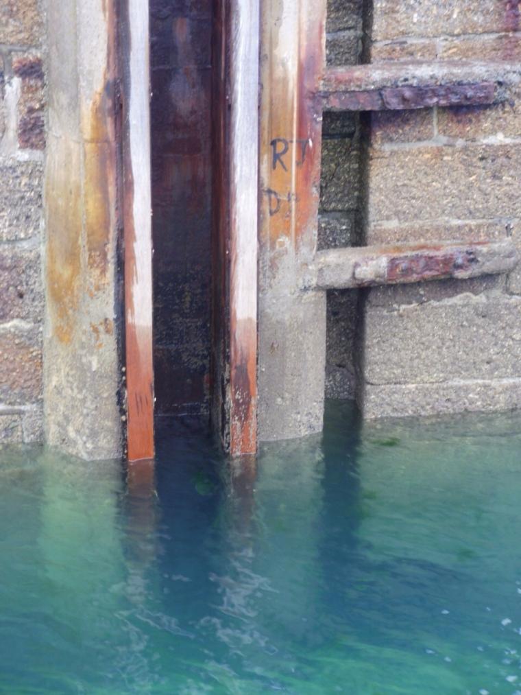 RJ, Mousehole harbour.