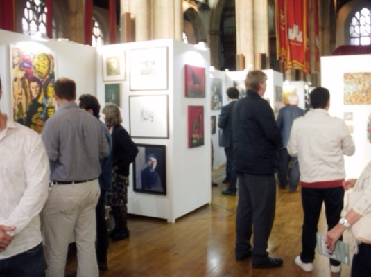 Art Fair East 2015