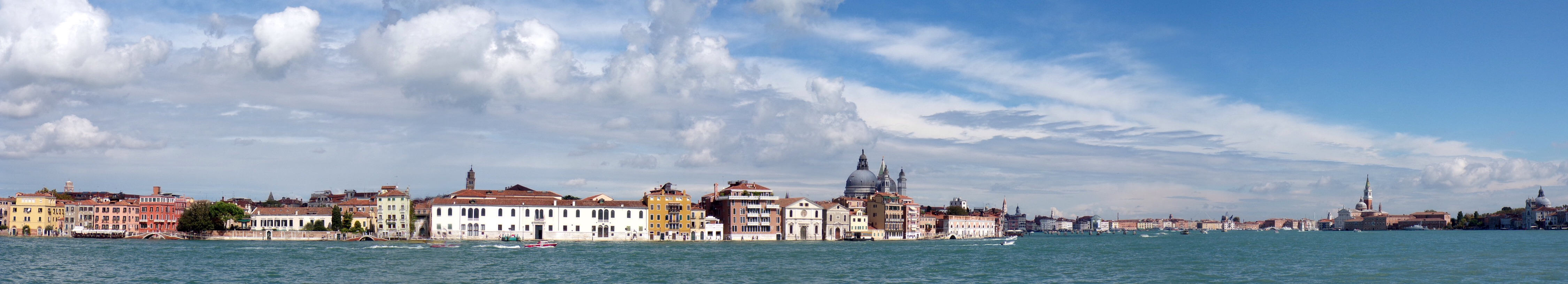 Venice from Giudecca. © Mari French 2016