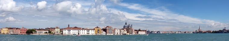 Venice from Giudecca. © Mari French 2016
