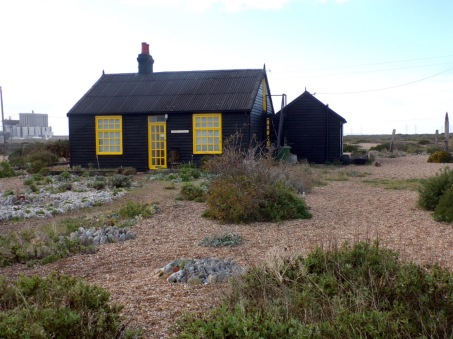 Prospect Cottage, Dungeness. © Mari French 2018